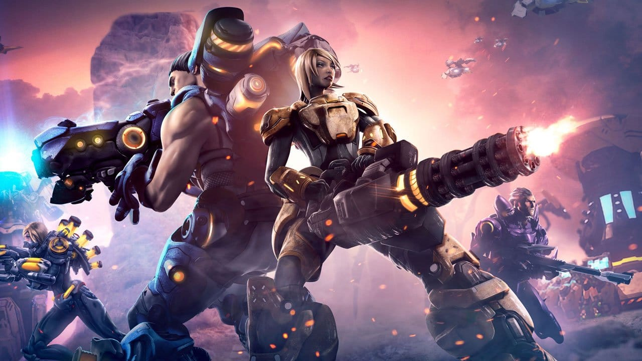 Review of Firefall