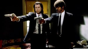 top 10 '90s movies pulp fiction