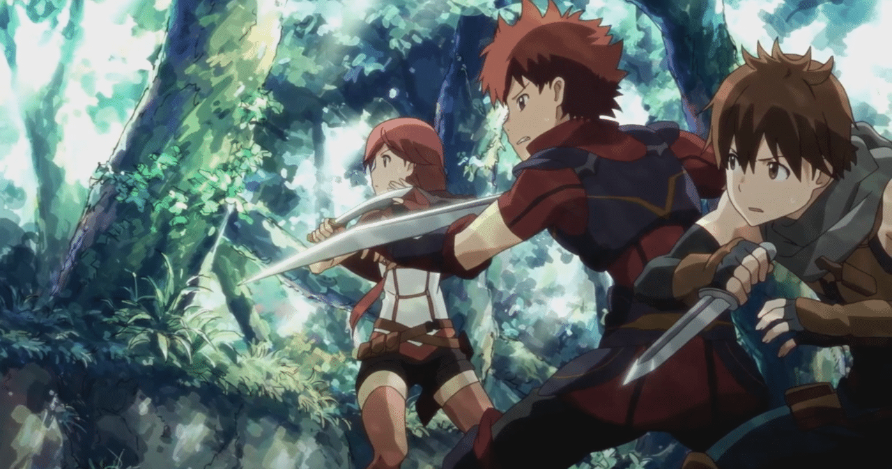 anime preview guide: winter 2016 grimgar of fantasy and ash