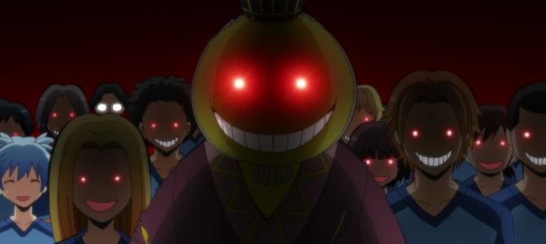 image source: http://otakuafterthoughts.com/assassination-classroom-season-2-episode-1-first-impression/