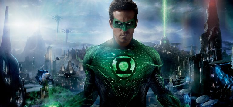 The 2011 'Green Lantern' was really good at being at being really bad.