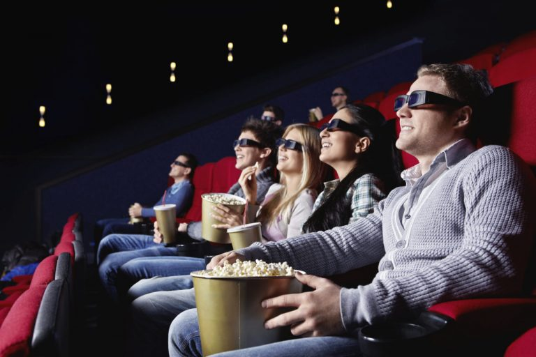 3D was introduced to counter the rise of home video and and DVD. Source: iStock.