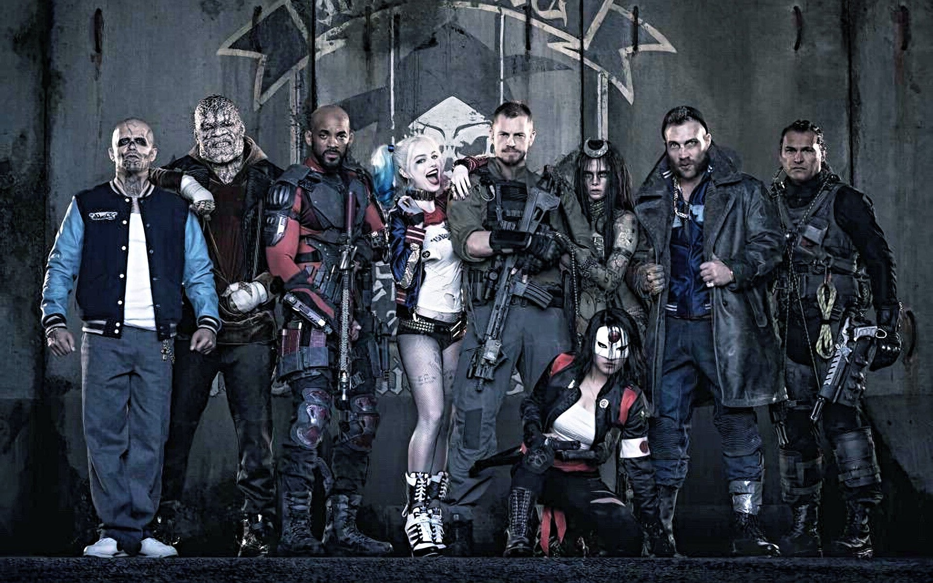 A review of suicide squad