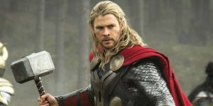 If you need any more convincing, we're also the home of this guy (not Thor, Chris Hemswowrth). Source: Marvel.