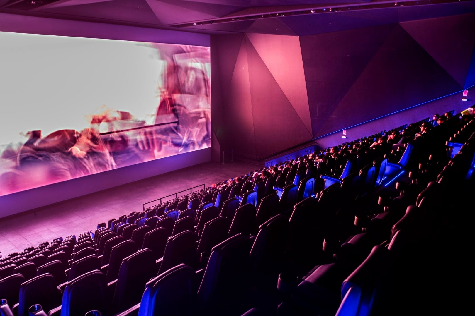 The death of 3D cinema