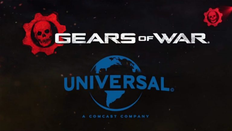 Gear of War Movie in the works. Source: Universal