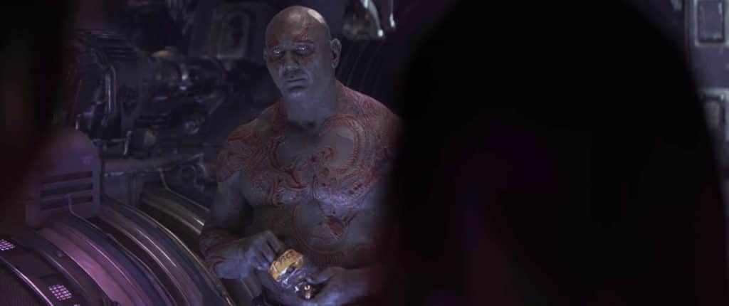 Comedy in Guardians of the Galaxy 2