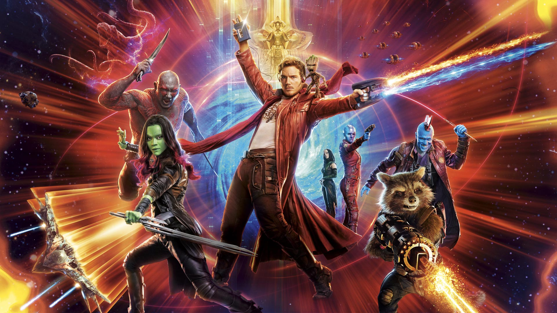 Guardians of the Galaxy movies ranked