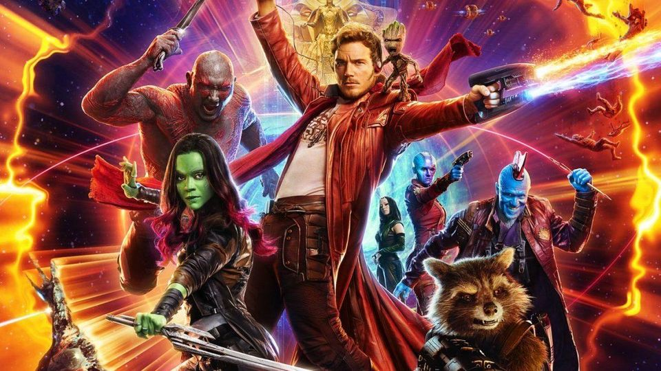 Guardians of the Galaxy ranked