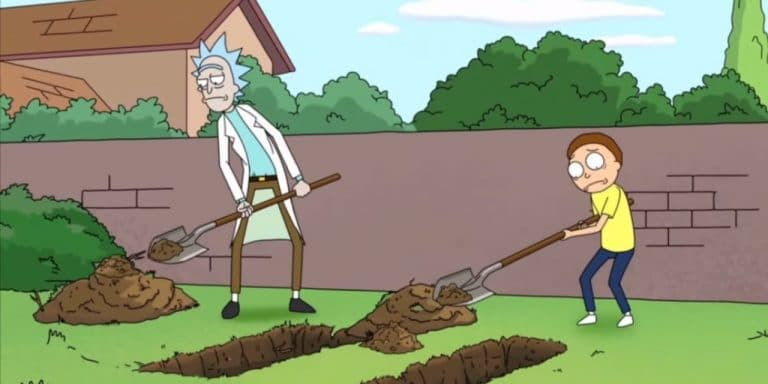 rick and morty is so good because of its tragedy and humour