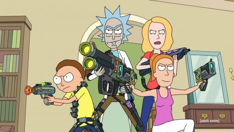 rick and morty is so good for so many reasons