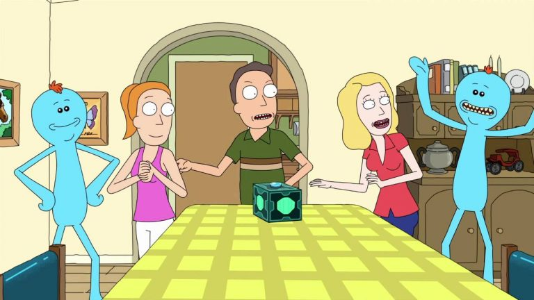 rick and morty is so good