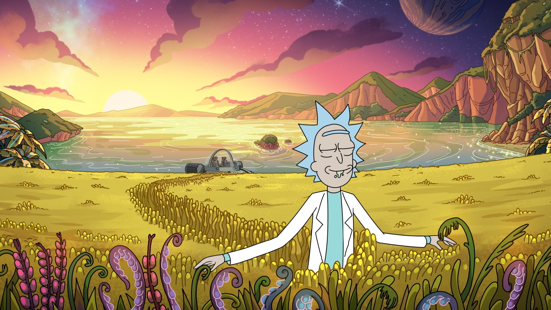 How come rick and morty is so good?
