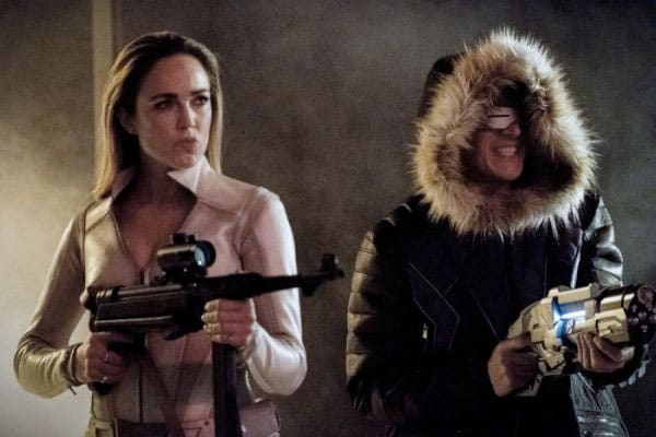 Citizen Cold and White Canary
