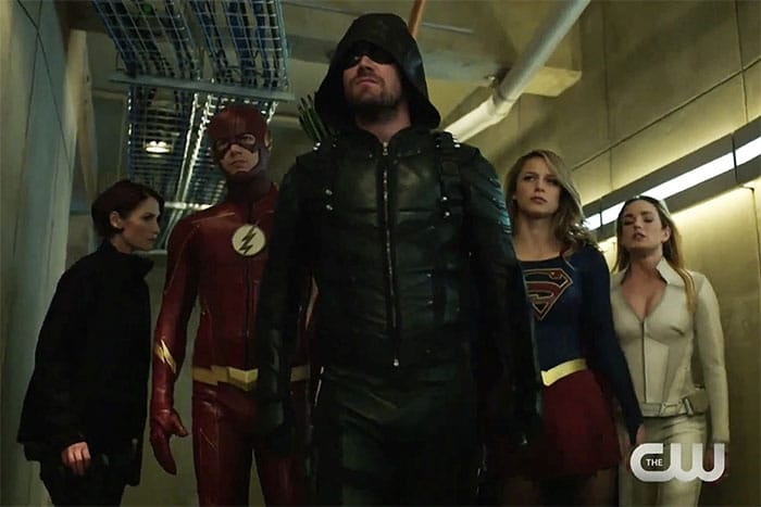 Crisis On Earth-X characters