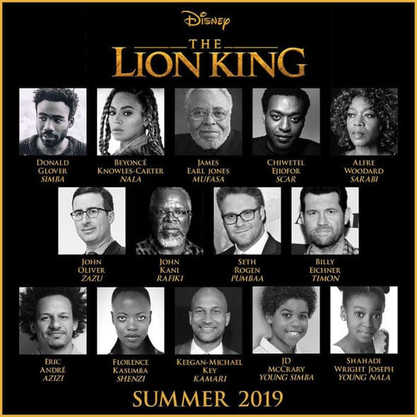 the lion king remake live-action