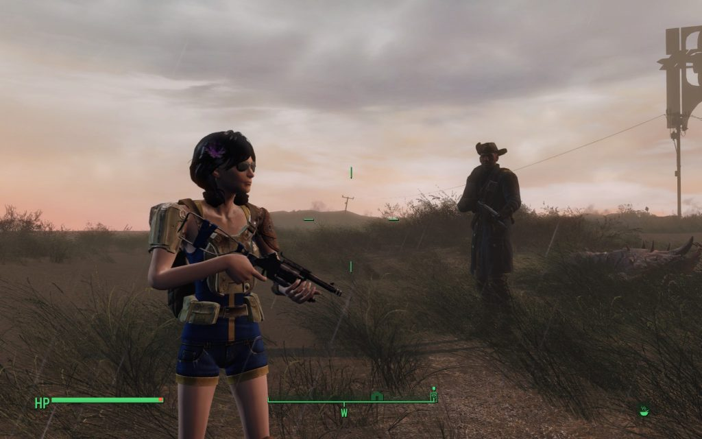 fallout 4 relationship preston Video Game Relationships