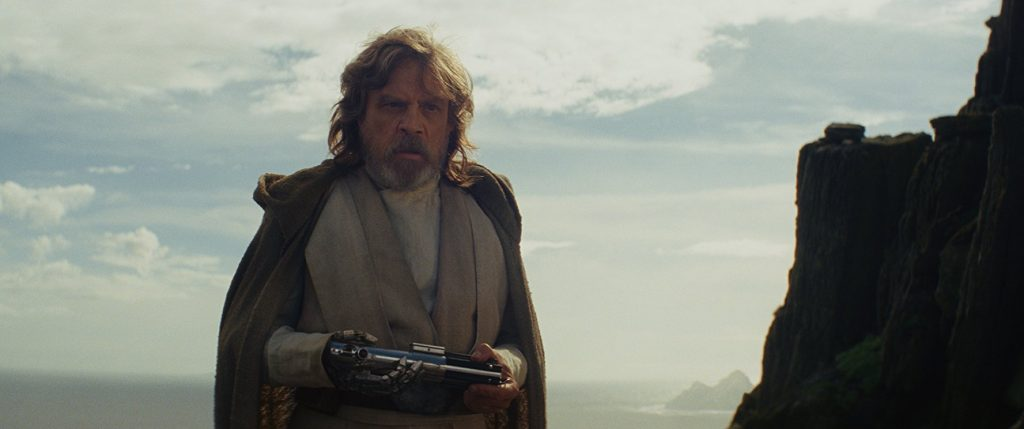 Luke Skywalker Ahch-To