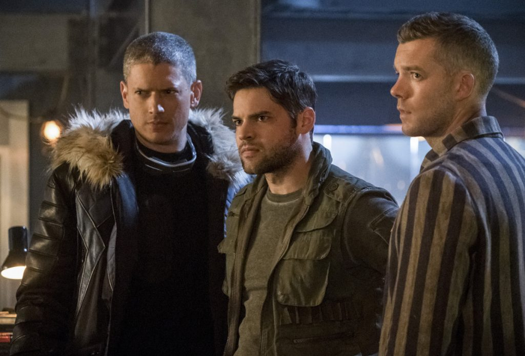 Crisis-on-earth-x Resistance fighters - IMDB