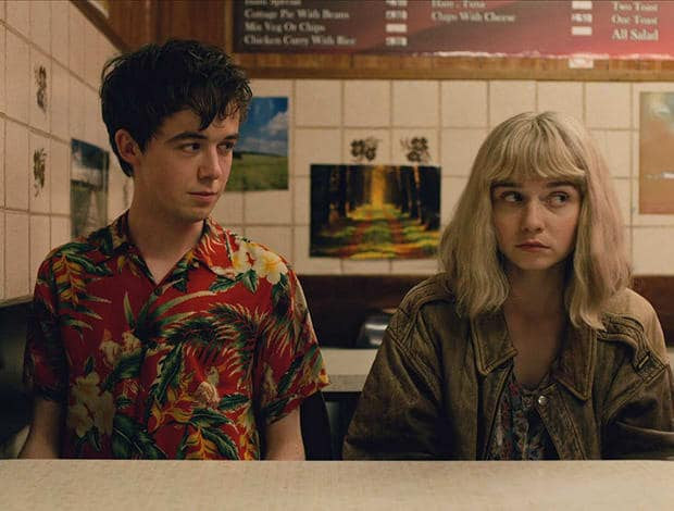 End of The F***ing World Romantic Comedies