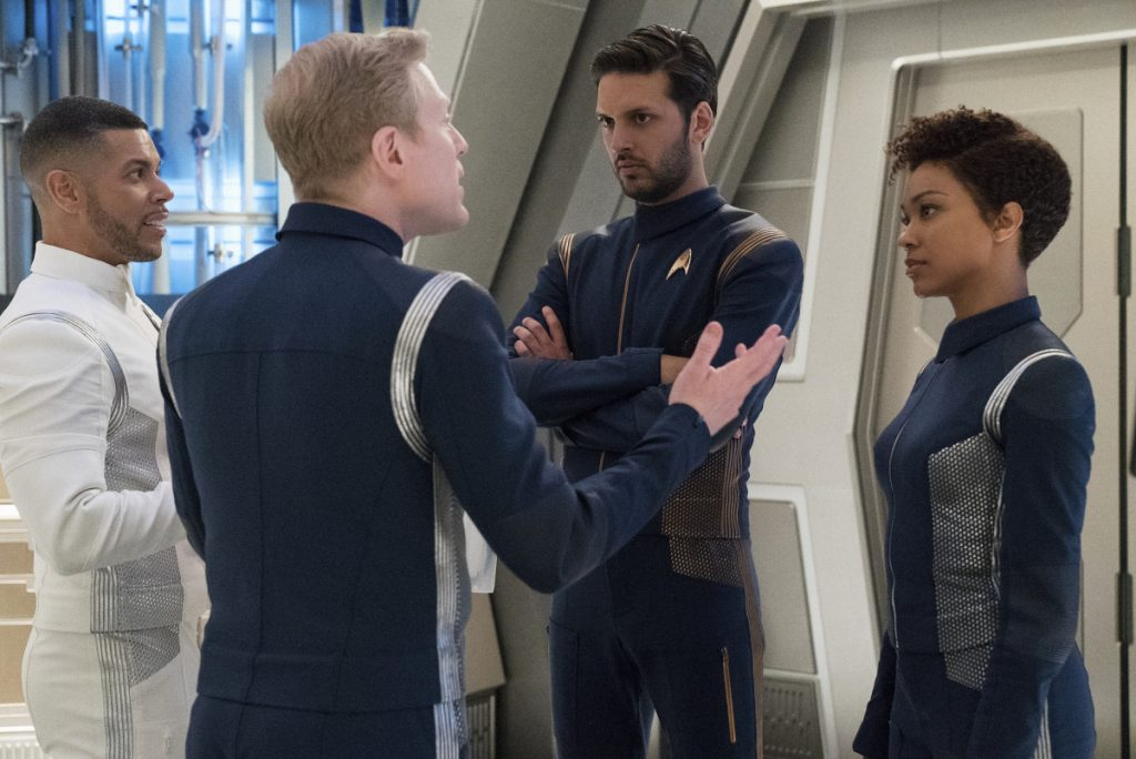 Cast STAR TREK: DISCOVERY