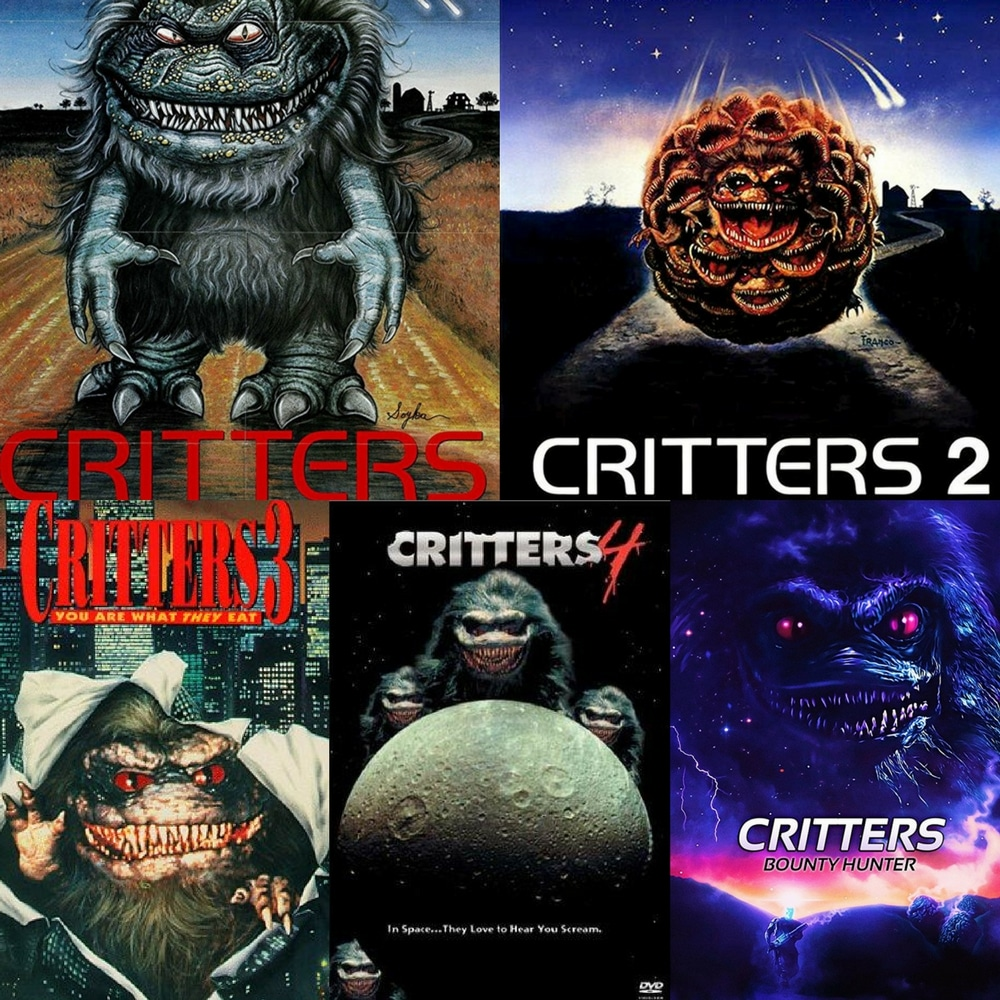 """""""Critters"""" Films"""