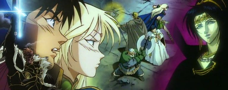 record of lodoss war obscure anime