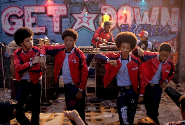Cancelled TV shows The Get Down Netflix