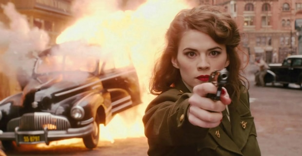 Cancelled TV shows Agent Carter Hayley Atwell