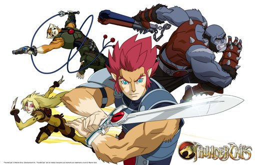 cancelled TV shows ThunderCats
