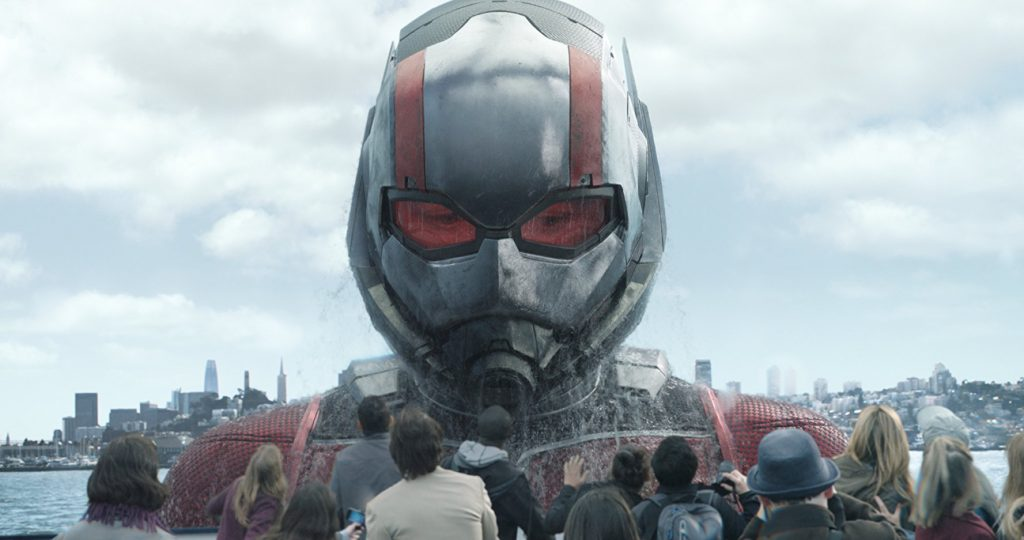 Ant-Man and the Wasp trailer breakdown