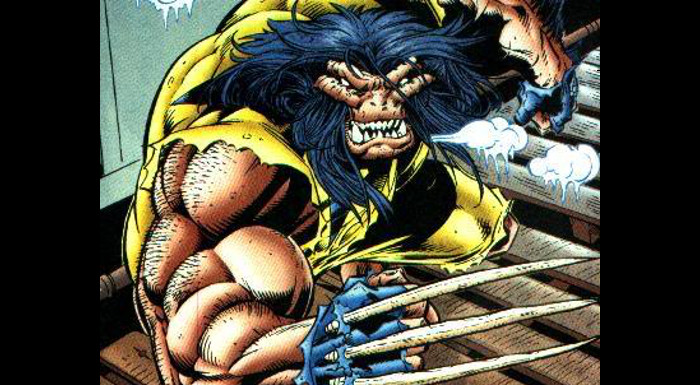 Obscure Comic Story - Feral Wolverine