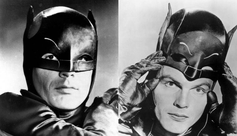 fictional holidays batman adam west