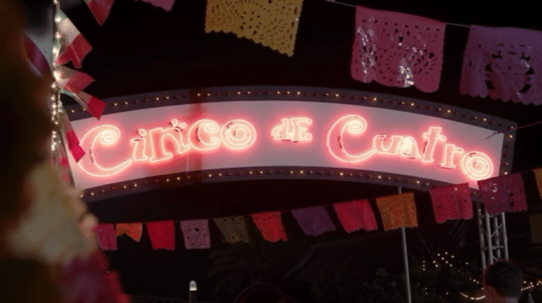 fictional holidays arrested development cinco de cuatro