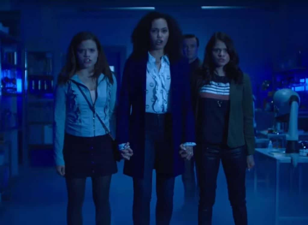 The New Charmed Ones