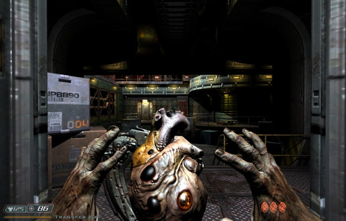 Doom 3 is not Couch Gaming In The Modern World
