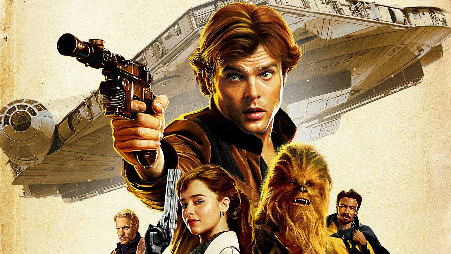 Solo a Star Wars Story improvements