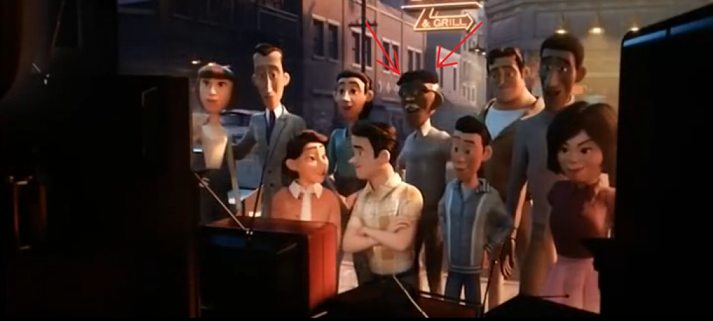 Stan Lee Cameo in Incredibles 2