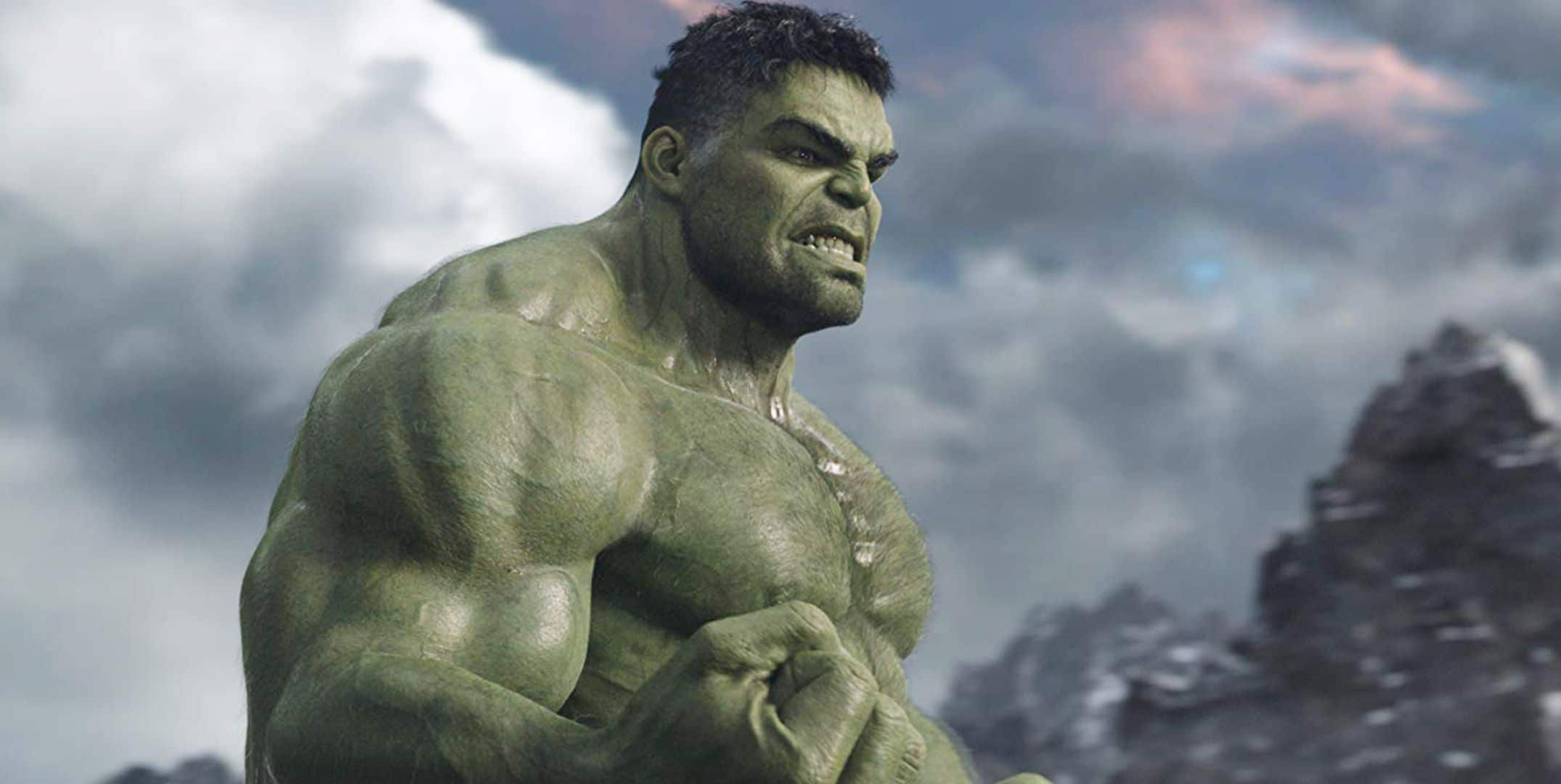Hulk has a new suit