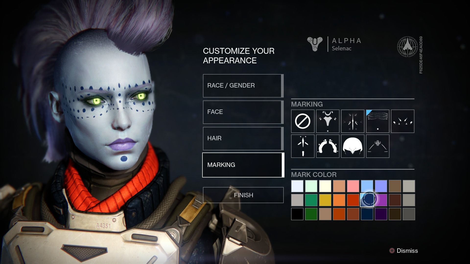 Customisation of game characters