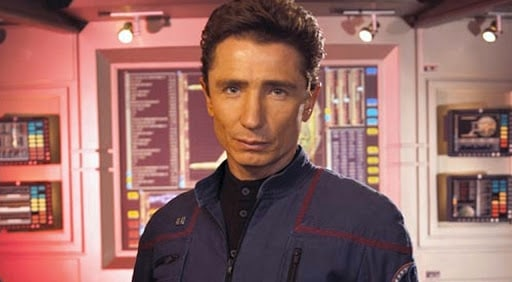 Interview with Dominic Keating