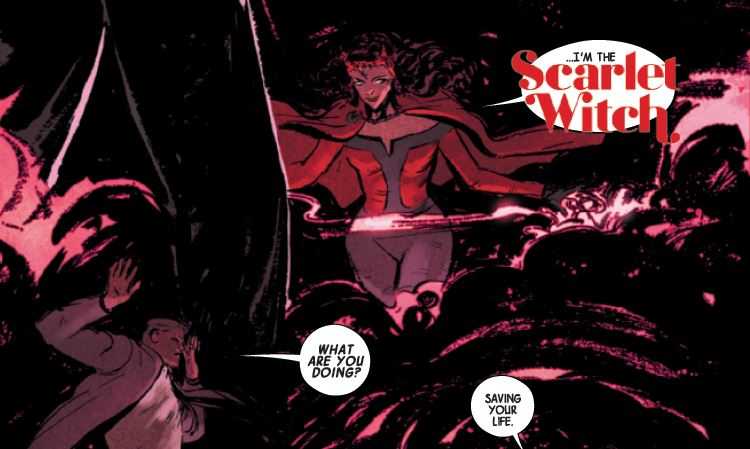 Scarlet Witch TV series