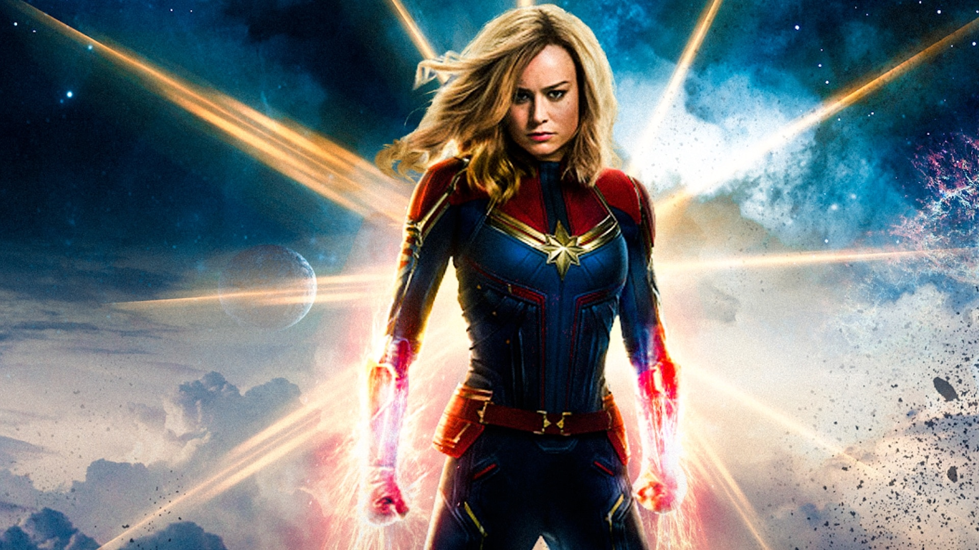 Controversial Captain Marvel
