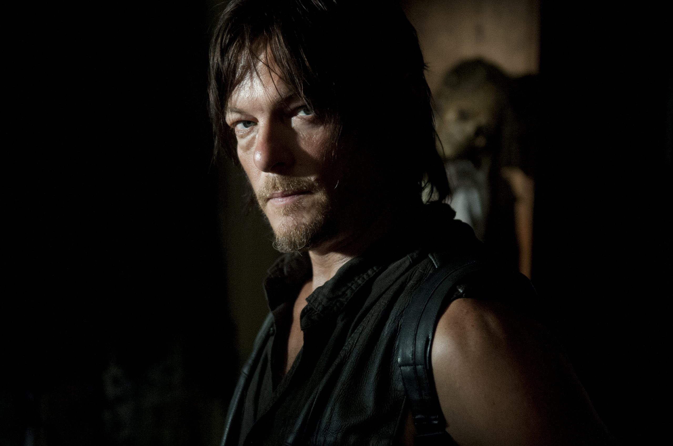 Daryl becomes the leader of The Walking Dead