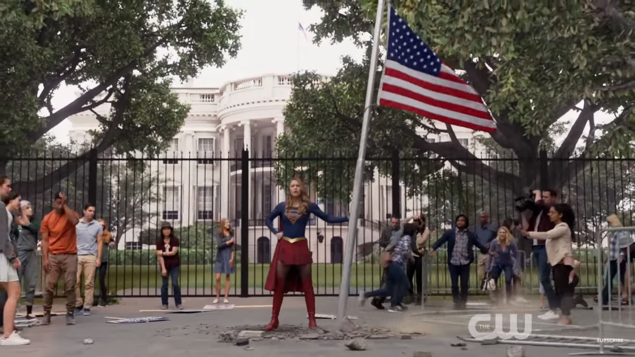 Supergirl - Supergirl Fallout - The CW