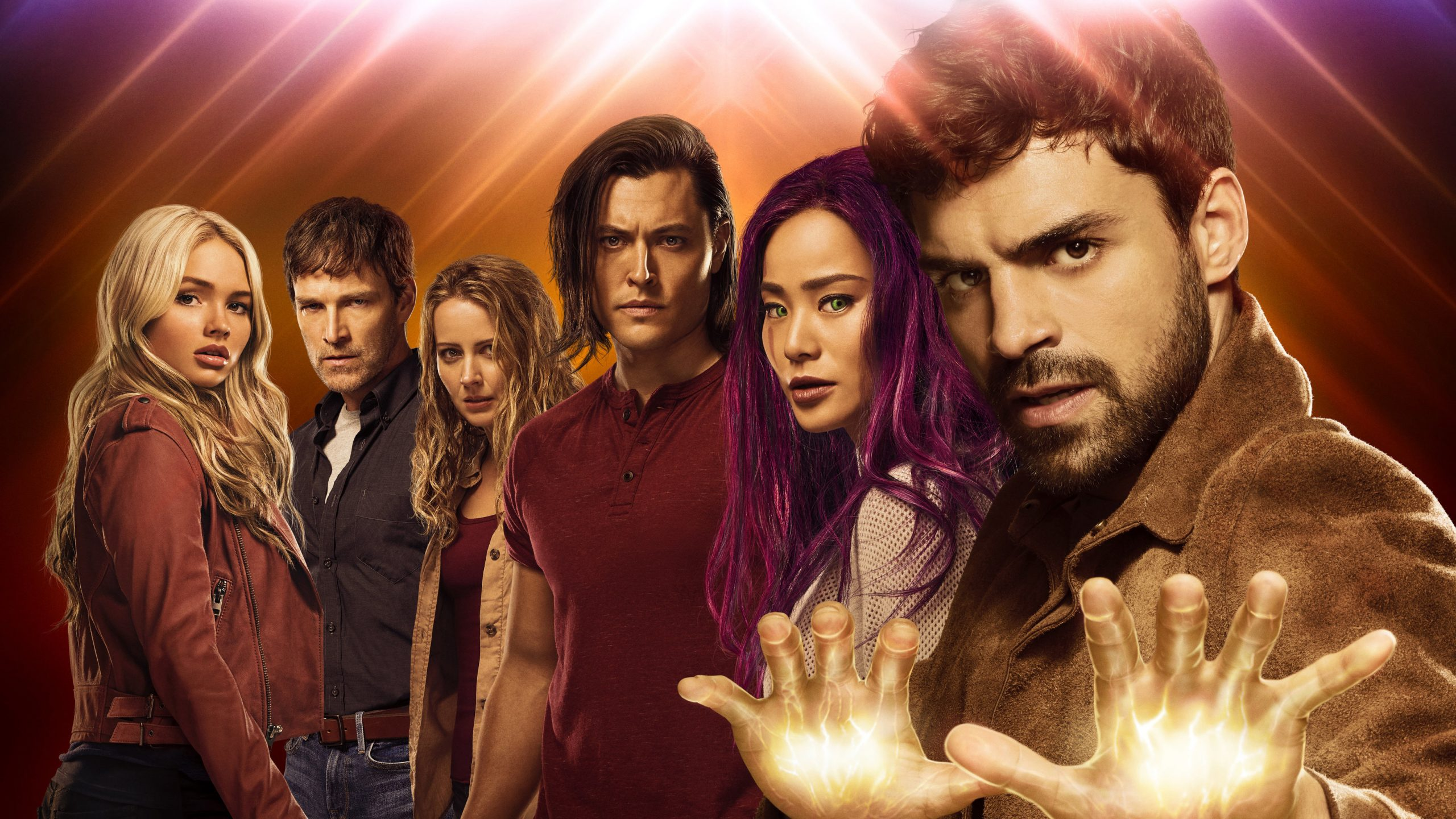 Season 2 of the gifted