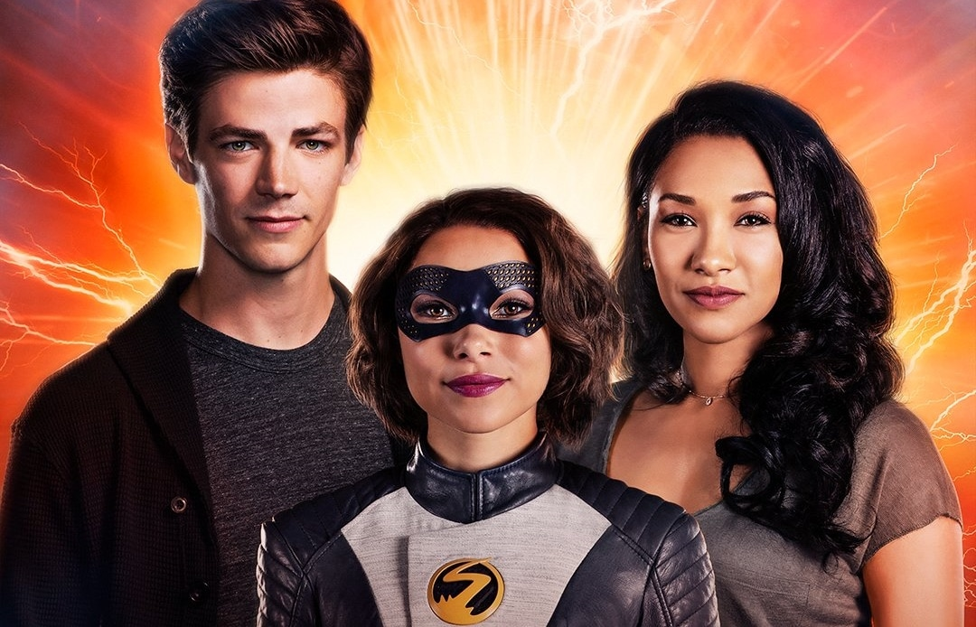 The West-Allens-The Flash Season 5 premiere-The CW