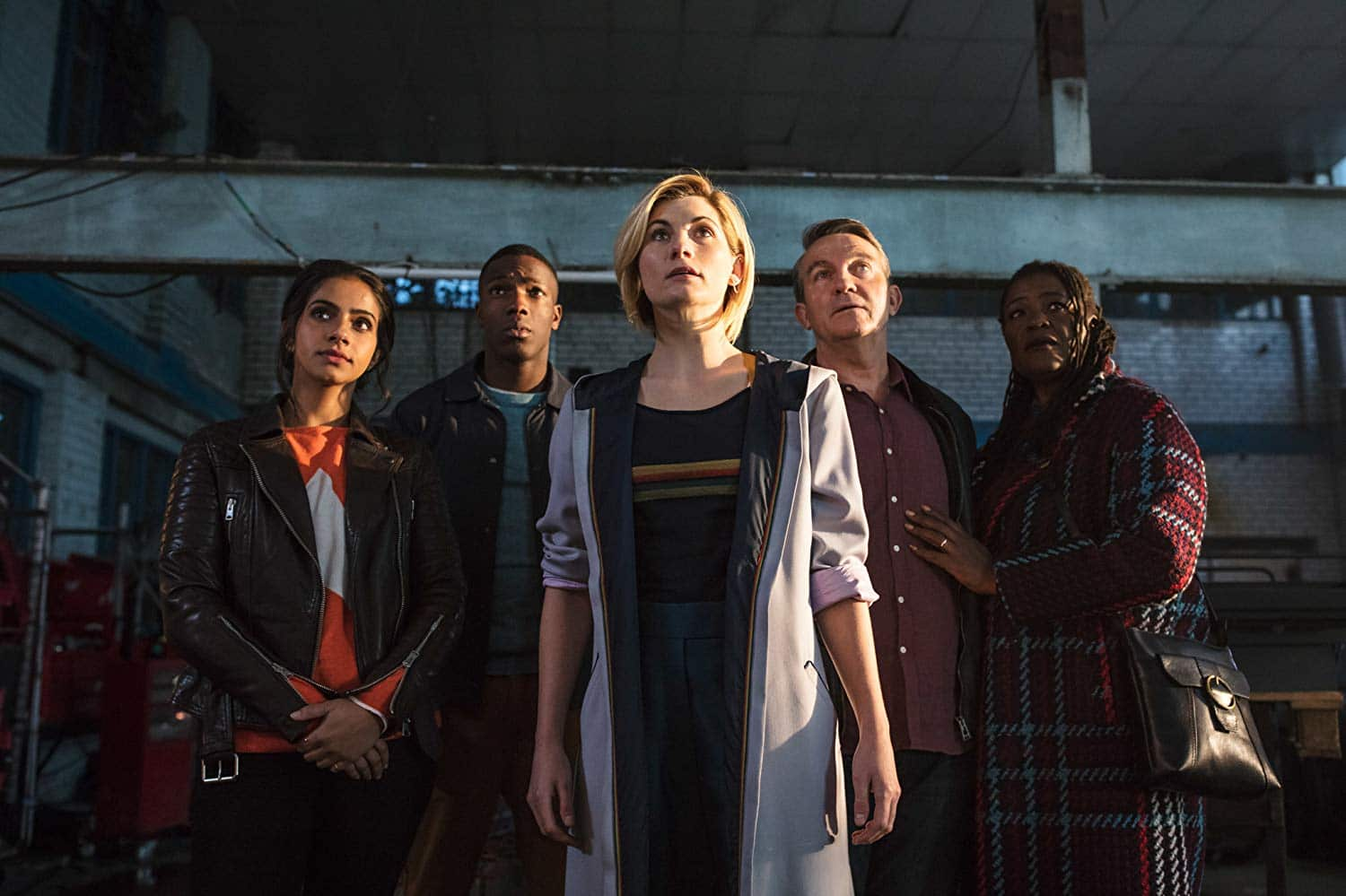 13th Doctor and Companions-Premiere-Doctor Who-IMDB