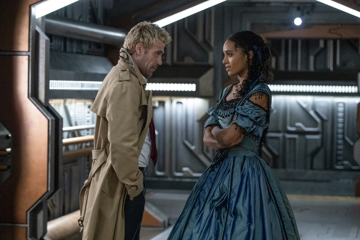 John Constantine-Charlie-Hell No, Dolly-Legends of Tomorrow-IMDB
