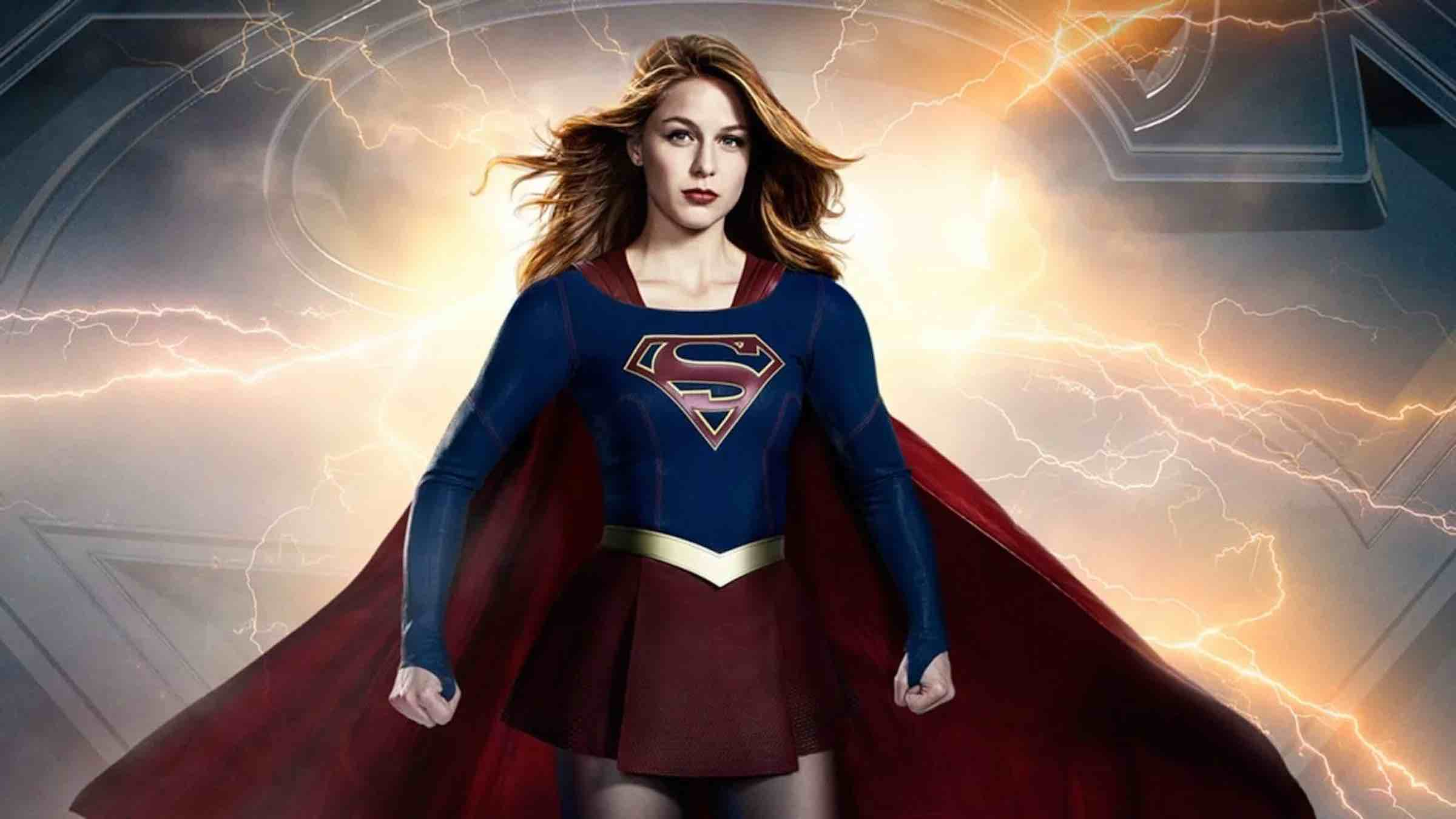Supergirl gets politically charged